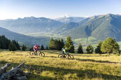 Mountainbike Alta Val Venosta