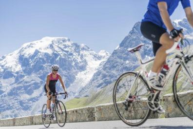 Passo Stelvio bici