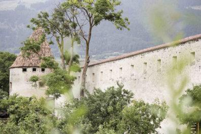 Mittelalterliches Städtchen Glurns Stadtmauer