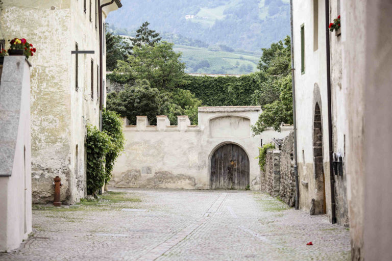 Glorenza cittadina medioevale