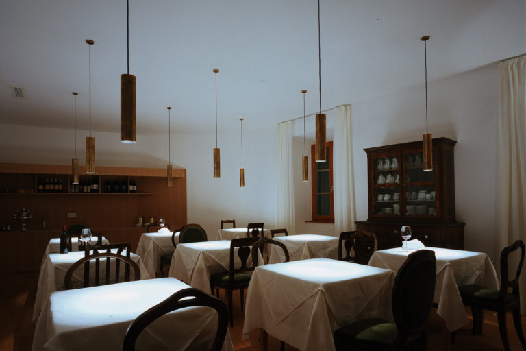 Restaurant Glurns design