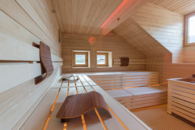 Wellness Sauna Glurns