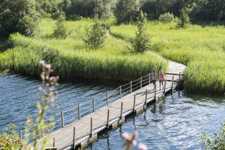 Lago San Valentino
