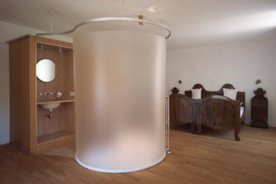 Suite con doccia design